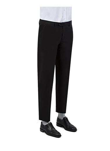 D'S Damat Klasik Pantolon Siyah
